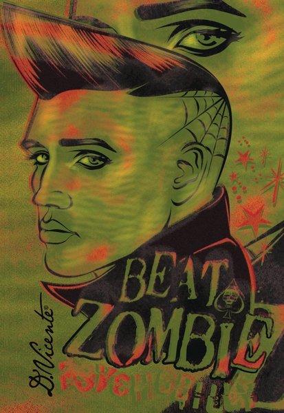 poster quotbeat zombie psychobillyquot dvicenteartcom